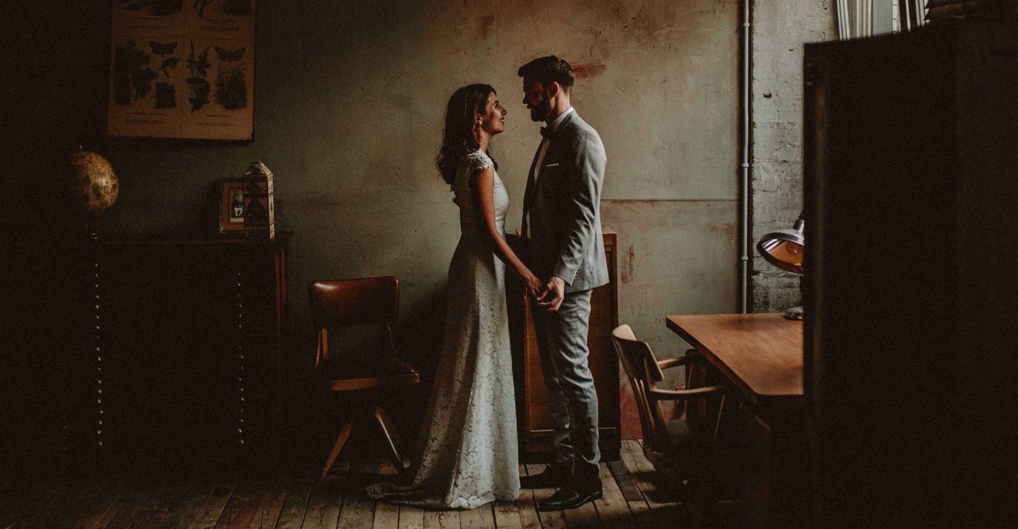 Hochzeit in Fabrik 23, Wedding