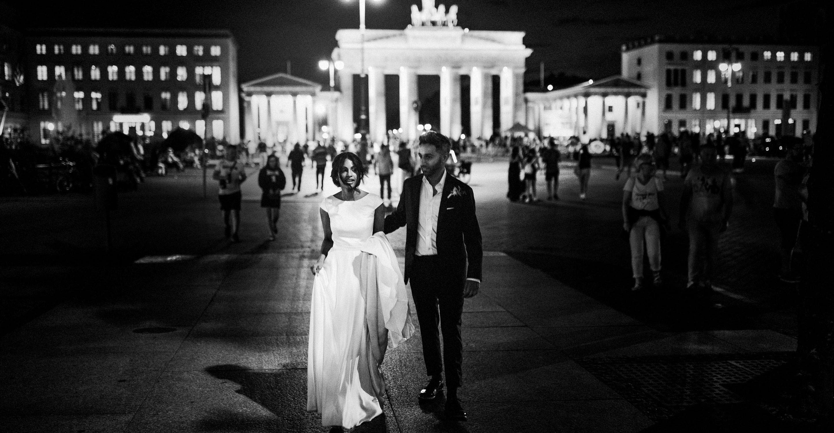 Hotel Adlon Wedding in Berlin
