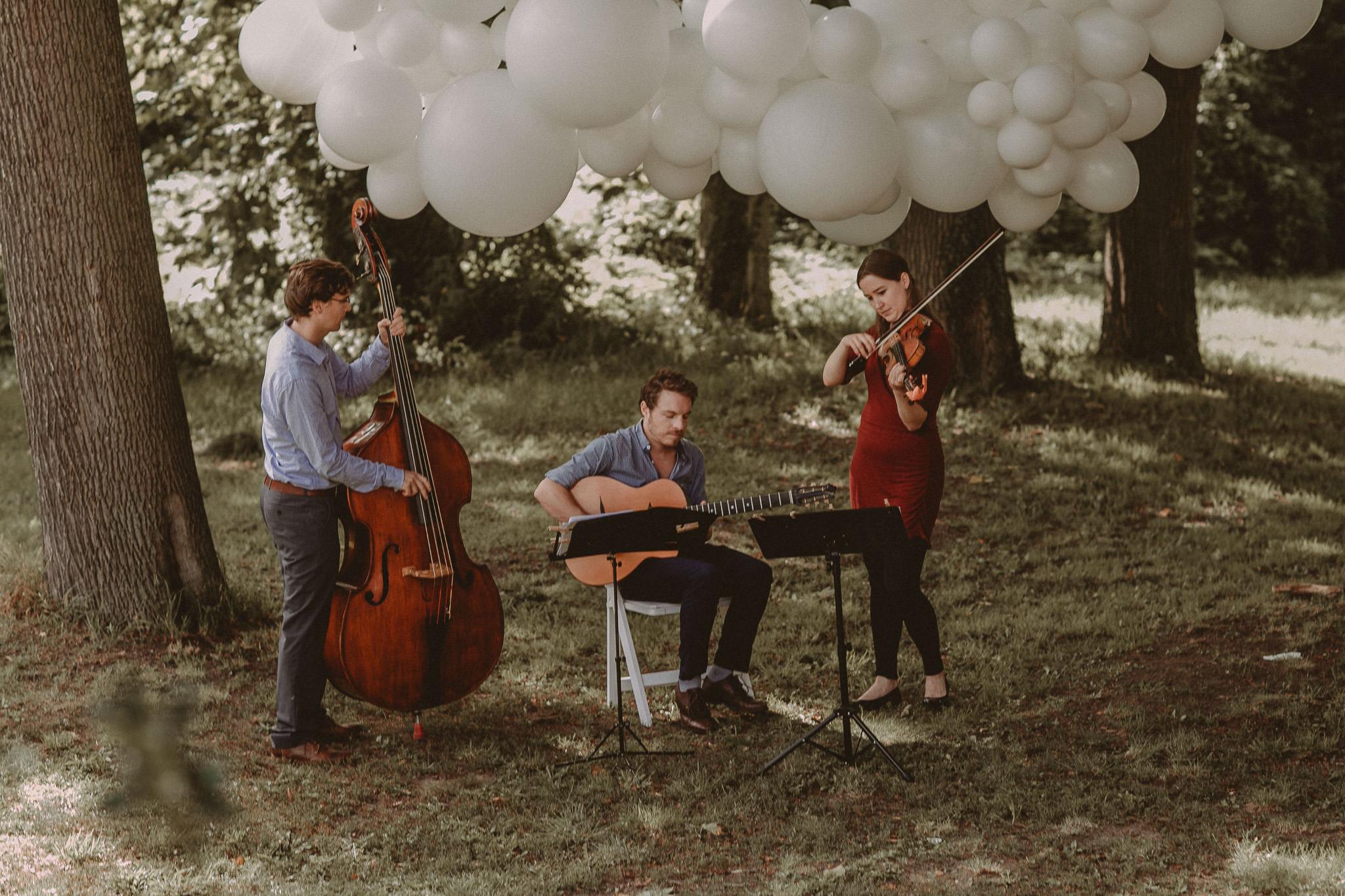 Boho wedding in Potsdam