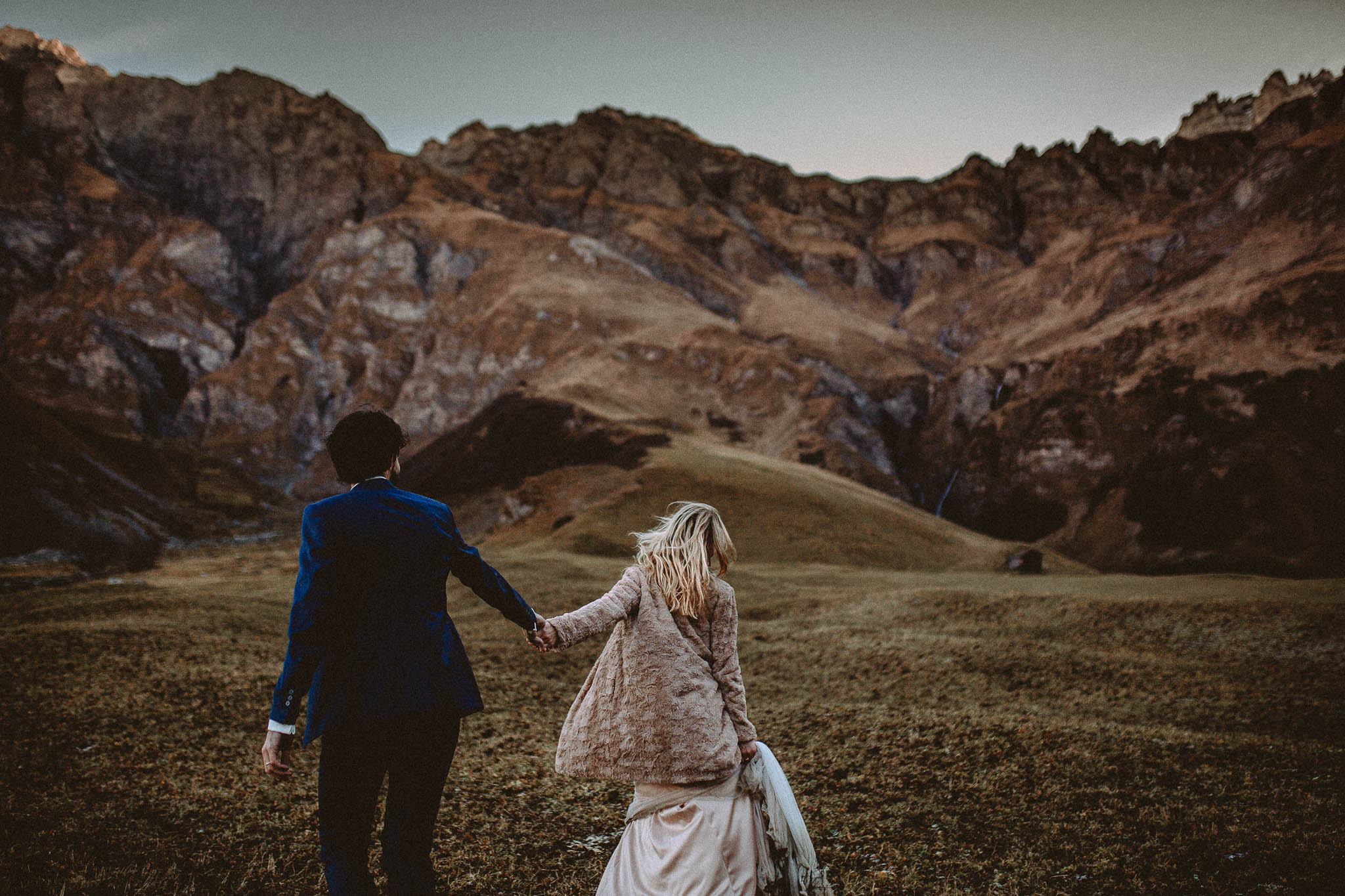 Bring me somewhere nice, fine art wedding photography