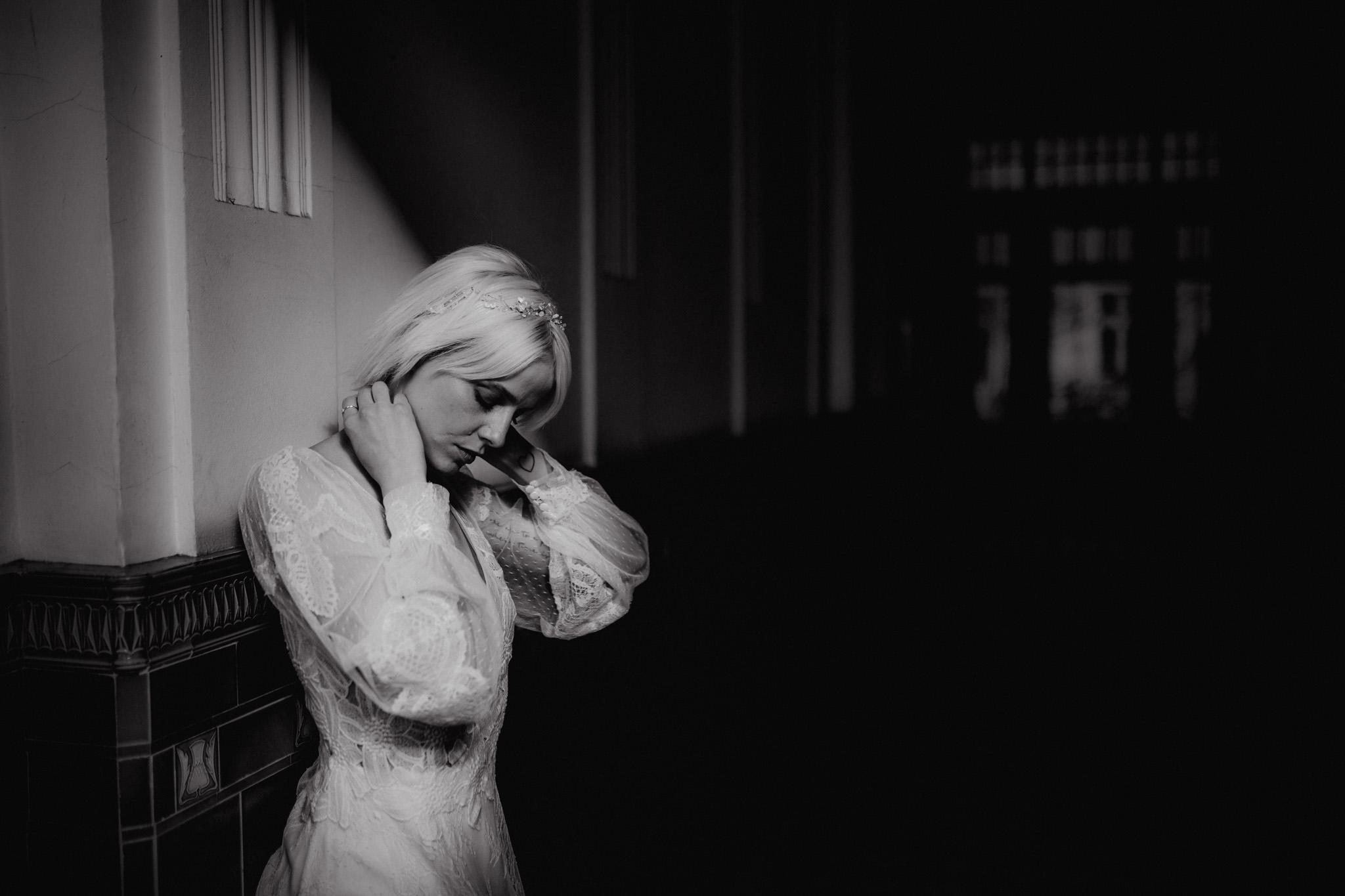 intimate wedding photographer in Berlin