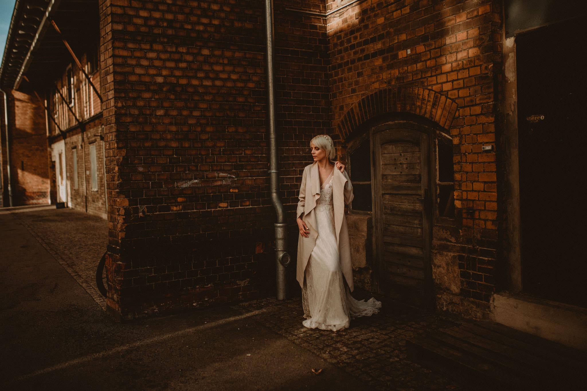 industrial wedding Berlin