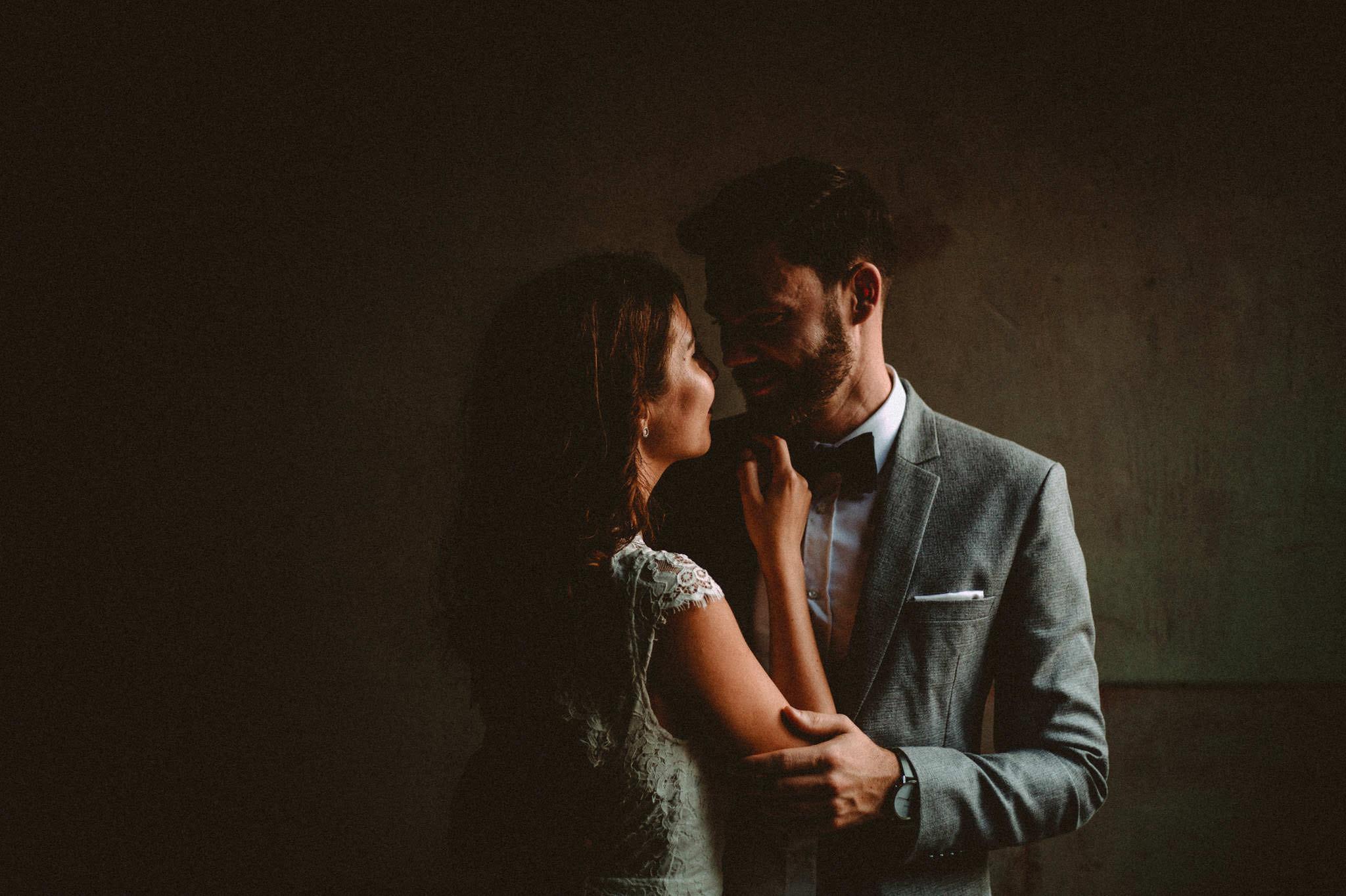 Wedding in Fabrik 23