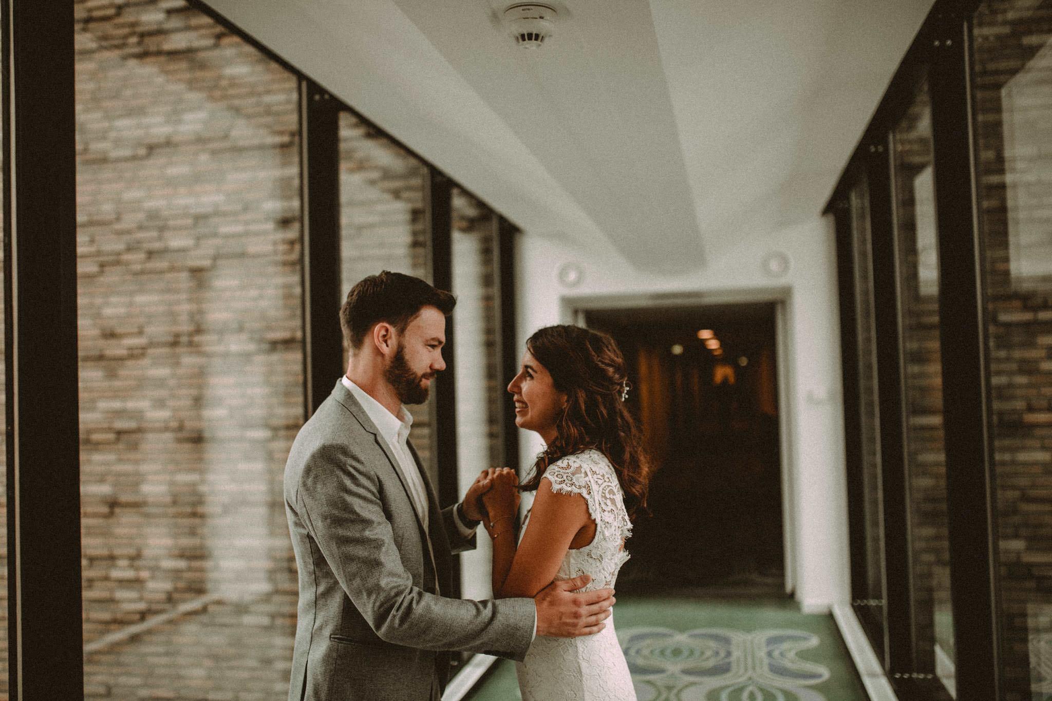 Wedding nhow Hotel Berlin