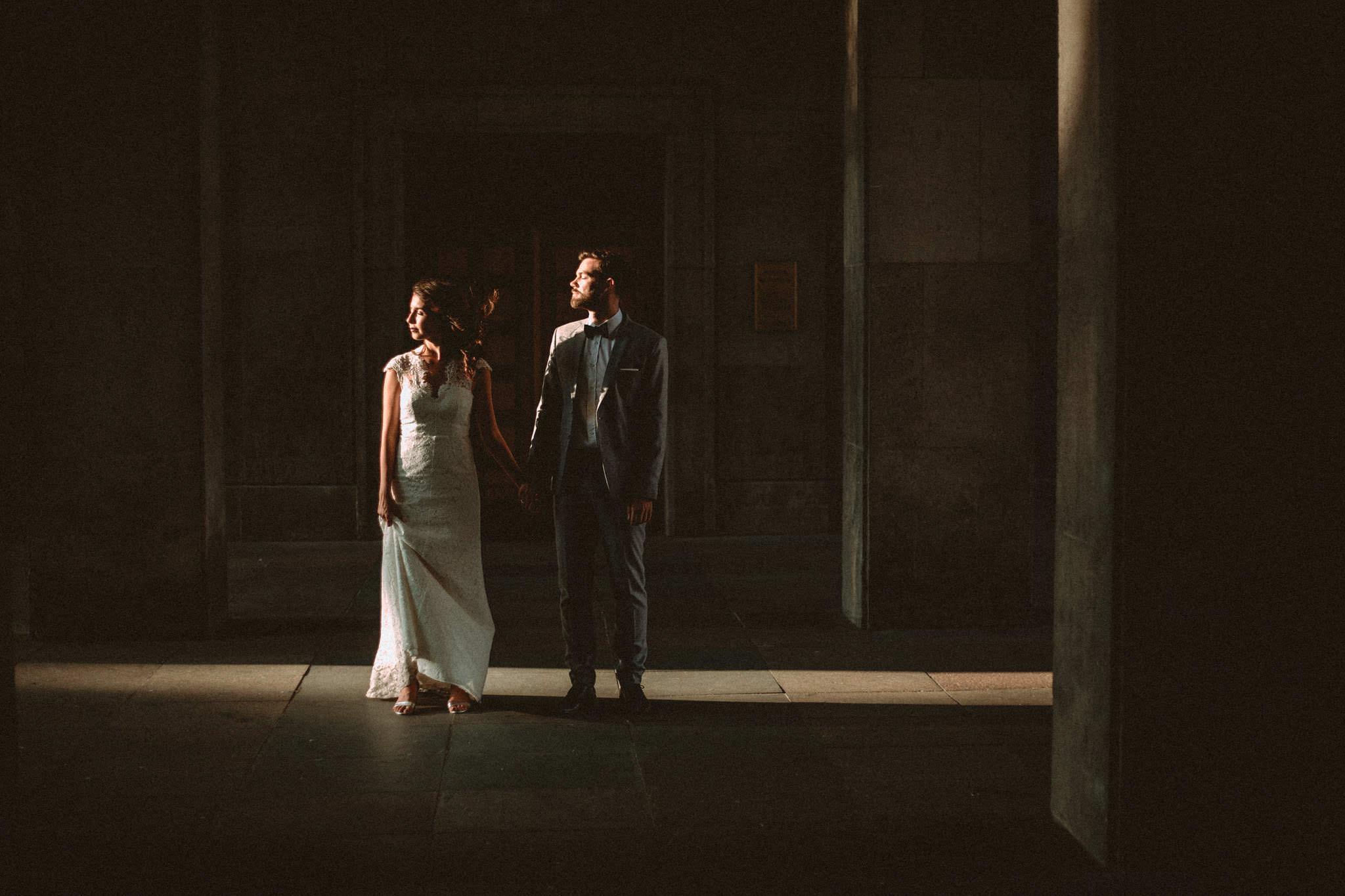 Hochzeit in Fabrik 23