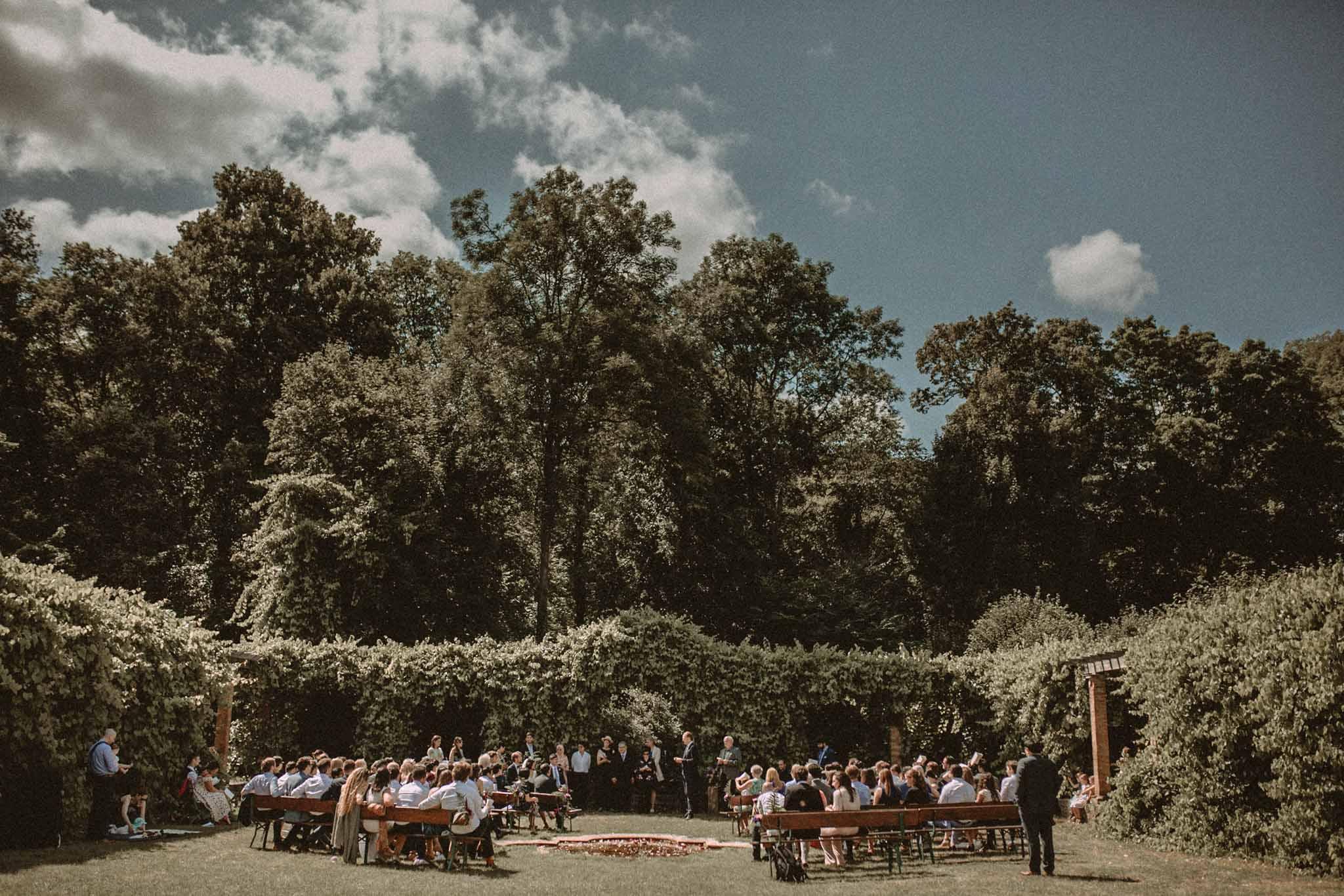 Hochzeit in Gut Suckow, Brandenburg