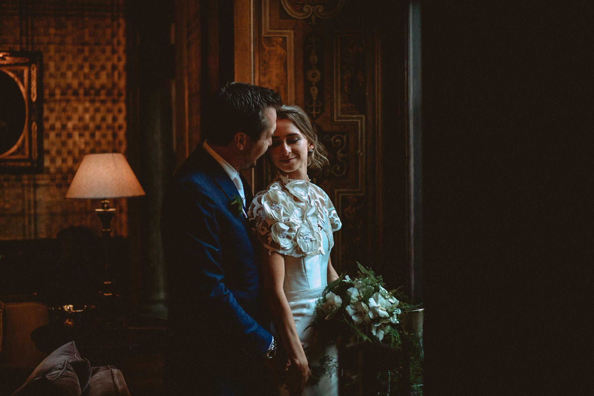 wedding in Patrick Hellmann Hotel