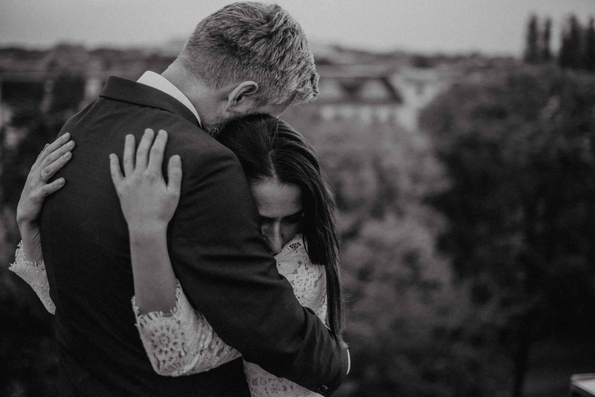 urbane Hochzeit in Berlin, elopement