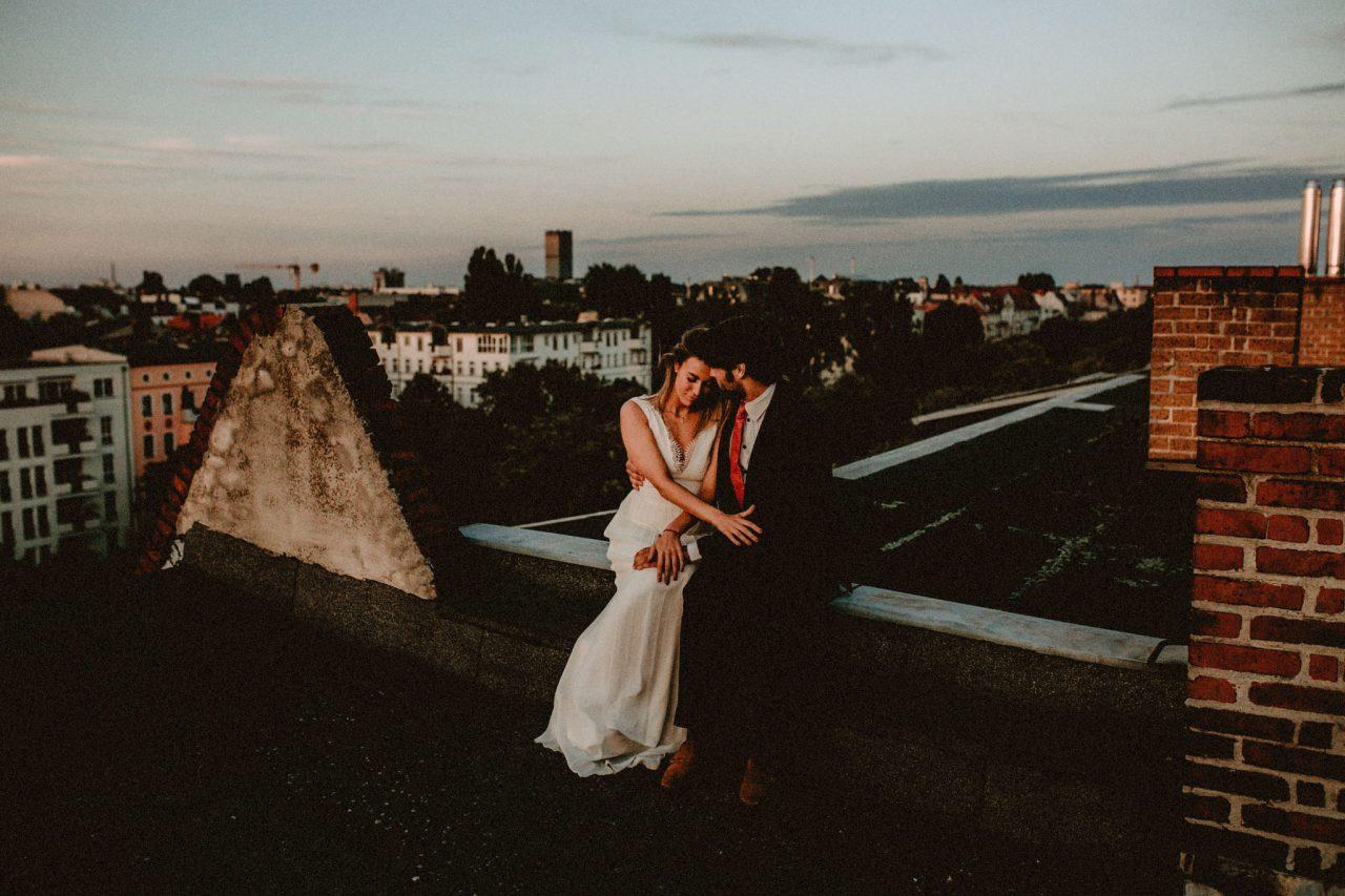 Beste Hochzeitsfotografen in Berlin