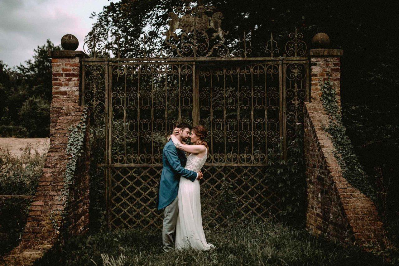 Hochzeit im Wasserschloss Hackhausen, Solingen