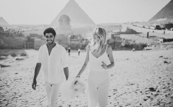 Wedding in Mena House Cairo, Egypt